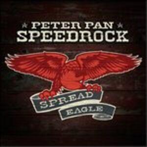 CD Spread Eagle di Peter Pan Speedrock