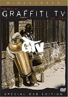 Graffiti Tv. The Best Of Vol. 1, 2, 3 - DVD