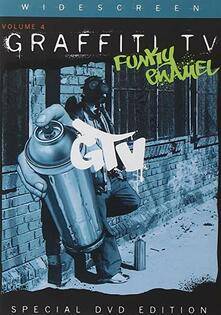 Graffiti Tv. Best Of Vol. 4. Funky Enamel - DVD
