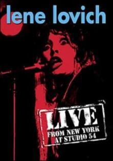 Lene Lovich. Live From New York At Studio 54 - DVD