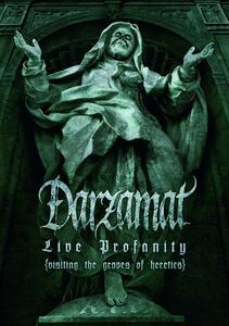 Darzamat. Live Profanity - DVD