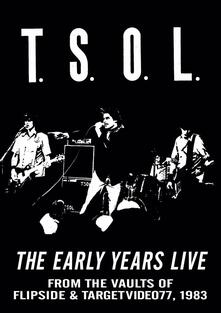 Tsol. Early Years Live - DVD