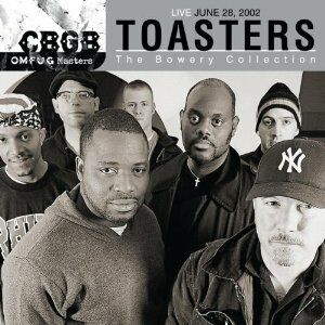 CD CBGB Omfug Masters. Live June 28th, 2002 di Toasters
