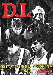 D.I. Suburbia Sessions 1983 - DVD