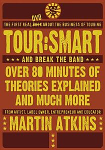 Film Martin Atkins. Tour. Smart Part One