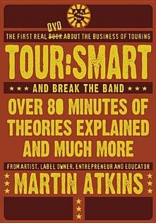 Martin Atkins. Tour. Smart Part One - DVD