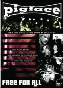 Pigface. Free For All - DVD