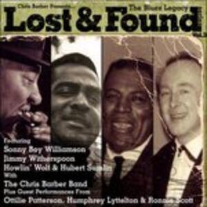 CD Blues Legacy Vol.3 di Chris Barber