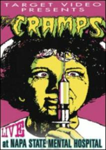 The Cramps. Live At Napa State Mental Hospital - DVD