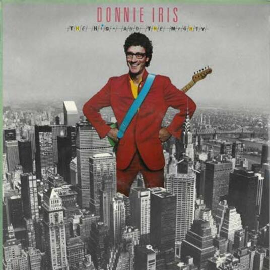 The High And The Mighty (Vinyl Lp) - Vinile LP di Donnie Iris