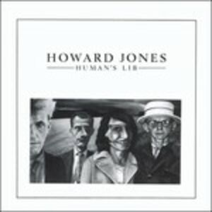CD Human's Lib di Howard Jones