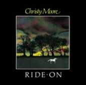 CD Ride on Christy Moore