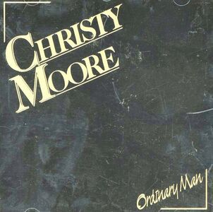 Foto Cover di Ordinary Man, CD di Christy Moore, prodotto da Tis