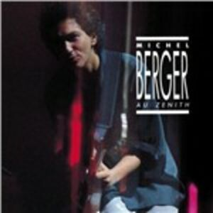 CD Au Zenith di Michel Berger