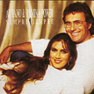 Foto Cover di Sempre sempre, CD di Al Bano,Romina Power, prodotto da Wea