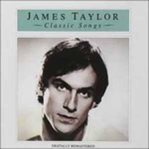 CD Classic Songs di James Taylor