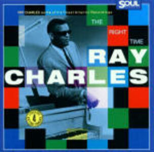 CD Right Time di Ray Charles