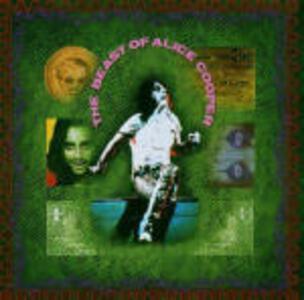 The Beast of Alice Cooper - CD Audio di Alice Cooper