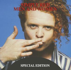 Men and Women - CD Audio di Simply Red