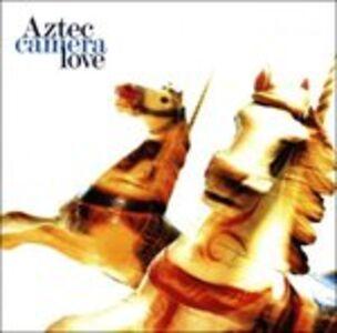 CD Love di Aztec Camera