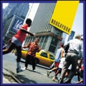 CD Nougayork di Claude Nougaro