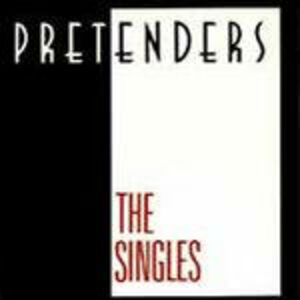 Foto Cover di The Singles, CD di Pretenders, prodotto da Warner Bros