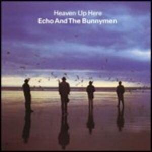 Foto Cover di Heaven Up Here, CD di Echo and the Bunnymen, prodotto da WEA