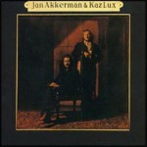 CD Eli Jan Akkerman , Kaz Lux