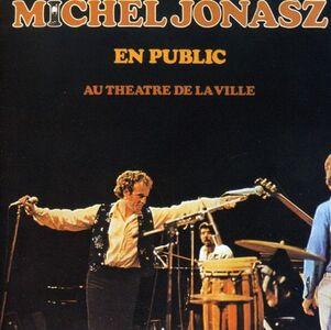 CD Au Theatre de la Ville di Michel Jonasz