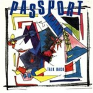 CD Talk Back di Passport