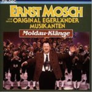 Moldauklaenge - CD Audio di Ernst Mosch