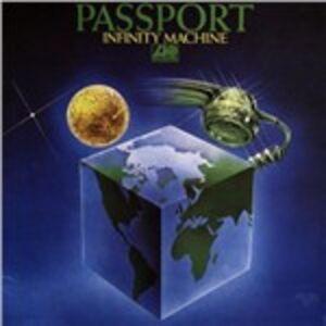 CD Infinity Machine di Passport