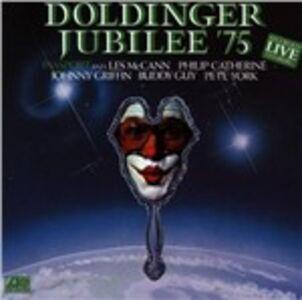 CD Doldinger Jubilee 75 di Passport
