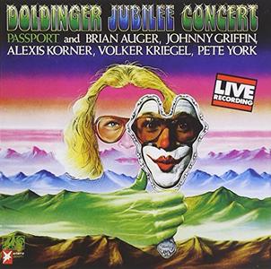 CD Doldinger Jubilee Concert di Passport