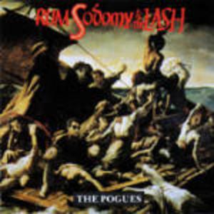 CD Rum Sodomy and the Lash di Pogues