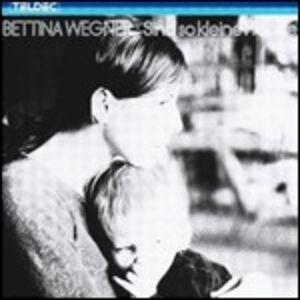CD Sind So Kleine Haende di Bettina Wegner