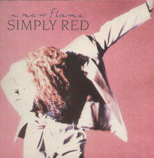 A New Flame - Vinile LP di Simply Red