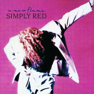 A New Flame - CD Audio di Simply Red