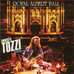 CD Royal Albert Hall di Umberto Tozzi