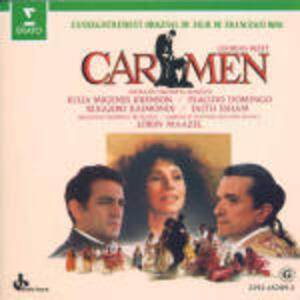 Carmen - CD Audio di Georges Bizet,Placido Domingo,Julia Migenes,Ruggiero Raimondi,Lorin Maazel,Orchestre National de France