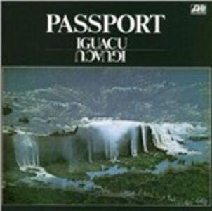 CD Iguacu di Passport