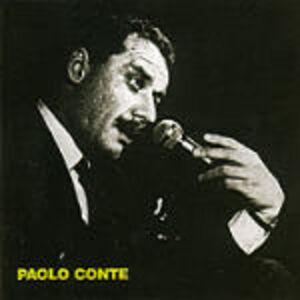 Foto Cover di Paolo Conte, CD di Paolo Conte, prodotto da CGD