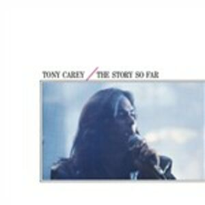 CD Story So Far di Tony Carey