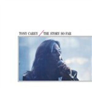 Foto Cover di Story So Far, CD di Tony Carey, prodotto da Teldec