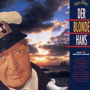 CD Der Blonde Hans di Hans Albers