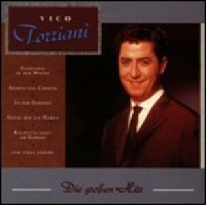 CD Die Grossen Hits di Vico Torriani