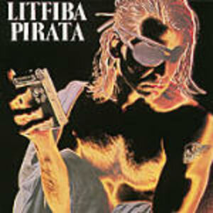 Foto Cover di Pirata, CD di Litfiba, prodotto da CGD
