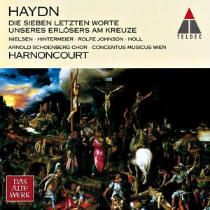 CD Le ultime sette parole di Cristo sulla croce di Franz Joseph Haydn