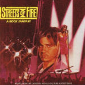 CD Streets of Fire (Colonna Sonora)
