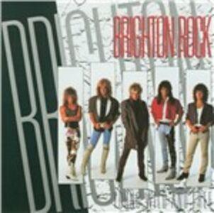 CD Young, Wild and Free di Brighton Rock